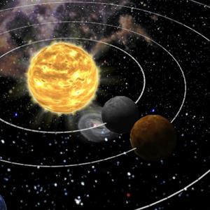 3d太阳系动态壁纸免费版