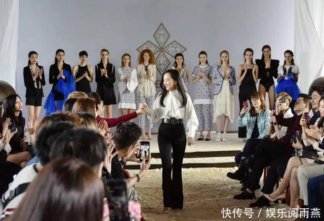 女性时尚话|CEME2019春夏时装发布大咖好友盛装出席见证艺术呈现