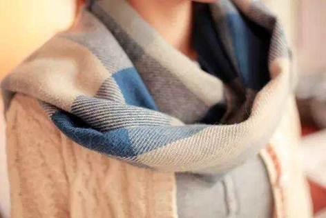冬天这样带围巾会有生命危险! - shengge - 我的博客