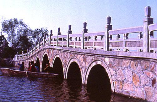 桥梁小图标手绘
