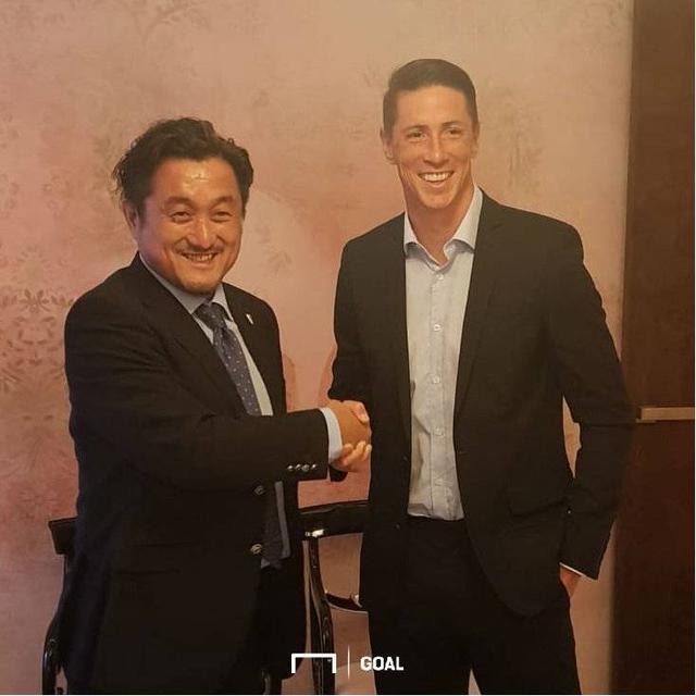 官方:托雷斯加盟日本鸟栖砂岩俱乐部 合约期两