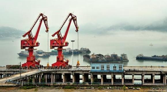 三峡水库启动第11次生态调度试验