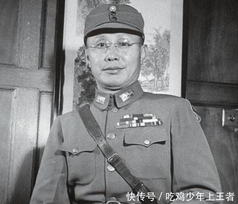 此人是国民党二号人物,一举动差点害死蒋介石