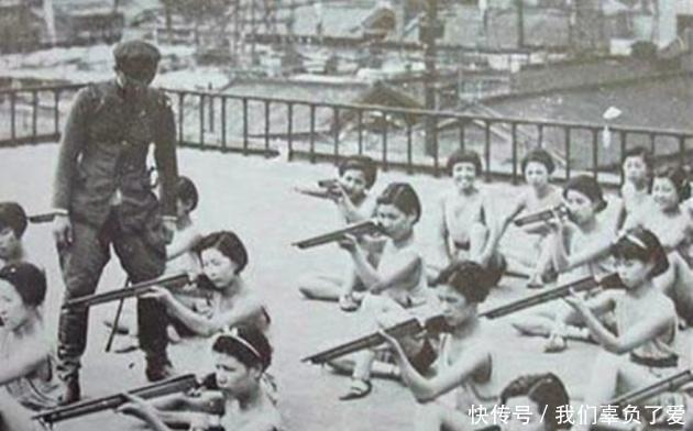 日本投降后,苏联如何处理回不去的日本女兵?这段历史被隐瞒