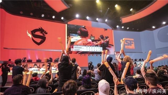 曾经中国电竞第一菜,上海龙之队被人嘲笑,如今击败美国队夺冠