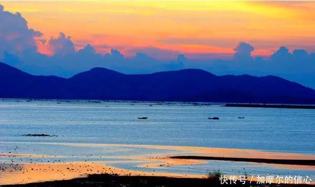 暑假广东周边旅游大角湾,马尾岛,北洛湾,金沙滩