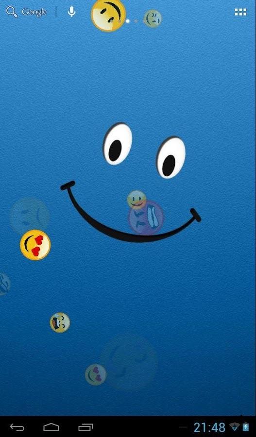 笑脸动态壁纸下载_v1.1安卓客户端