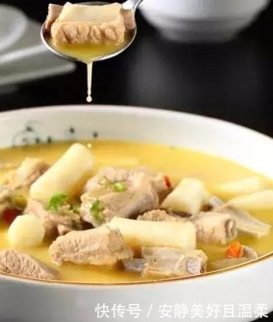 美味食谱-健脾养胃麻山药效果多款藕炖排骨有什么菜品图片