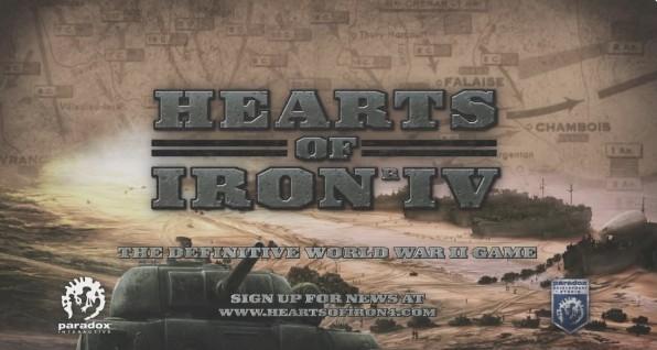 《钢铁雄心4》宣布发售日期