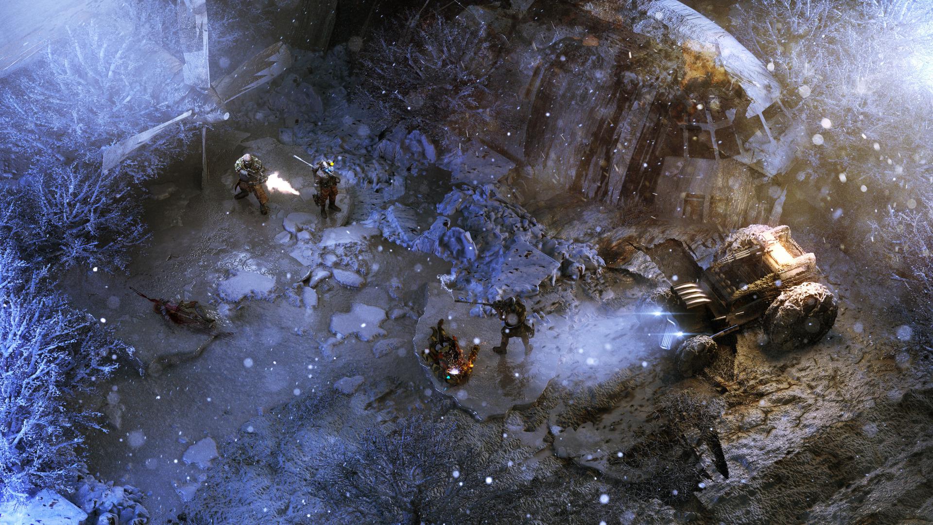 《废土3》首批新细节公开
