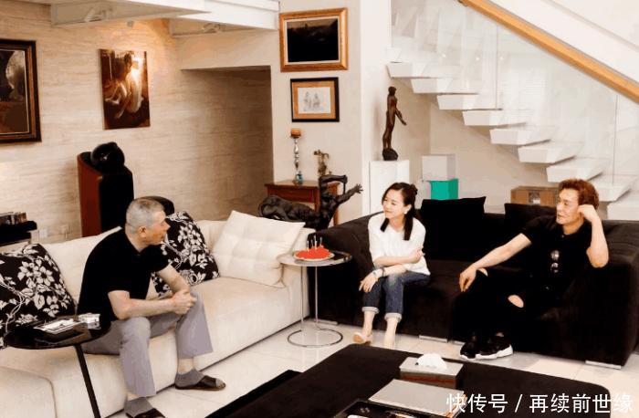 张艺谋千万别墅,冯小刚10亿香樟,跟她家比都乐平小区苑豪宅别墅图片
