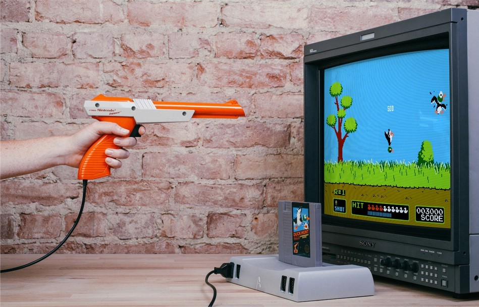 国外厂商推出升级版NES