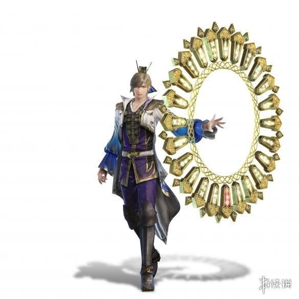 《无双大蛇3》最新截图及原画公布 赵云变身金甲战神