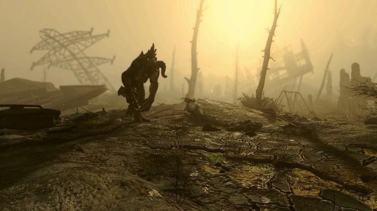 《辐射4》游戏画面