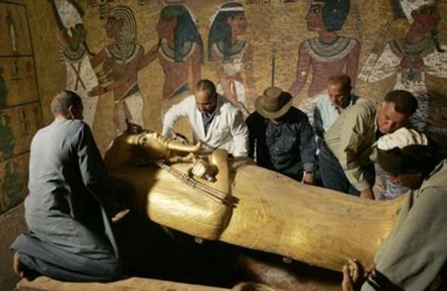 揭秘古埃及木乃伊制作目的原本想复活死人