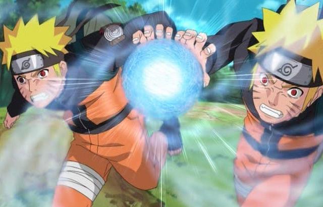 火影忍者 鸣人的八种螺旋丸,需要借助外力,木叶丸一招也没学会