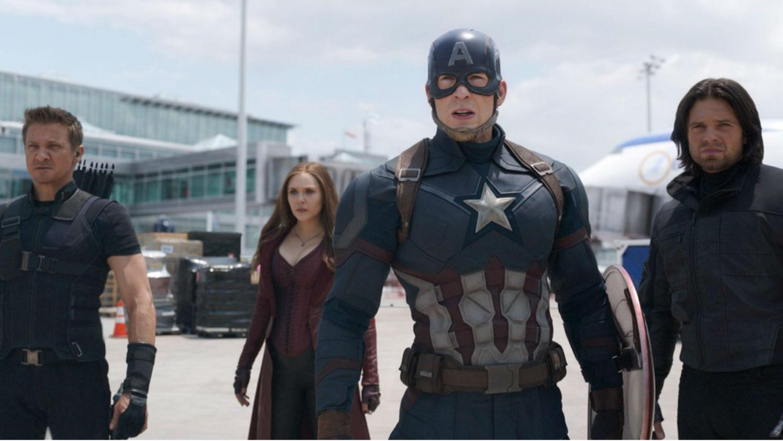 《美国队长3》问鼎北美票房