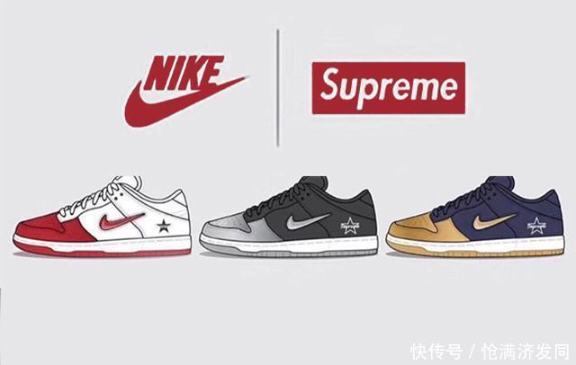 <b>实物曝光,NikexSupreme全新联名款式九月发售</b>