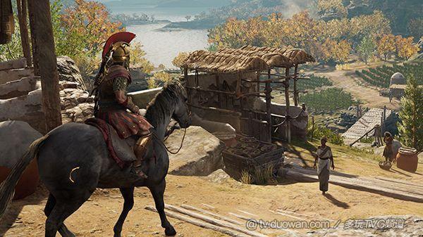 育碧宣布《刺客信条 奥德赛》销量突破系列记录