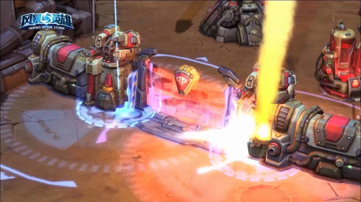 《风暴英雄》即将推出新主题机械争霸