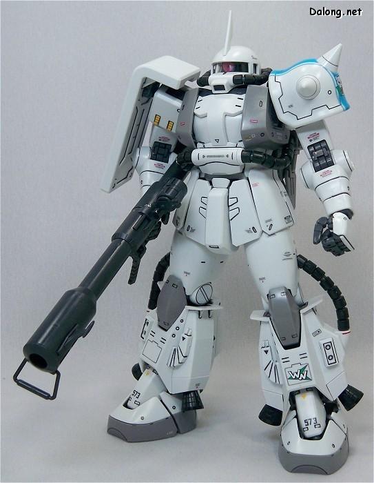 MG115ZakuIIv2.0(S.Matsunaga)白狼