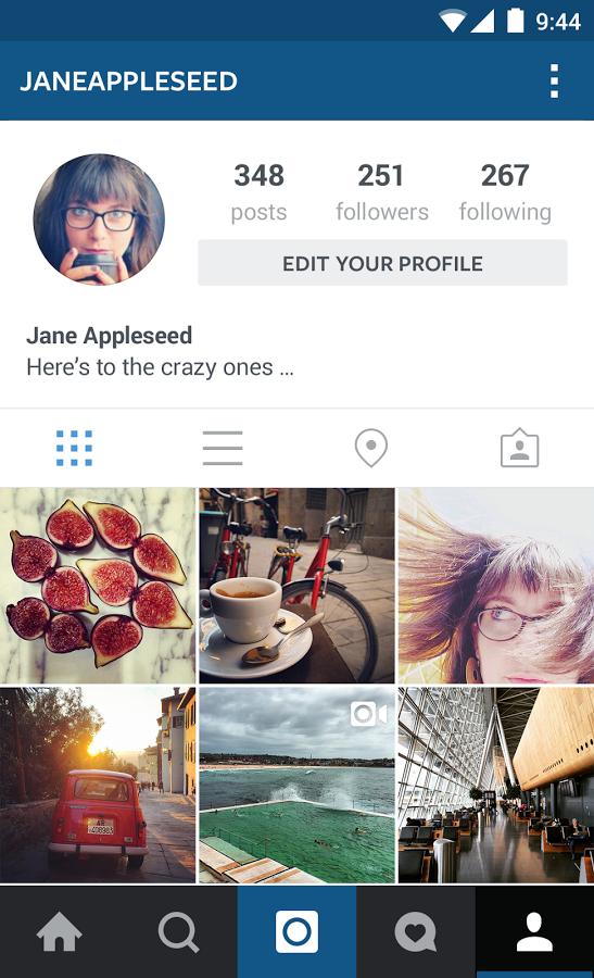 Instagram照片分享截图5