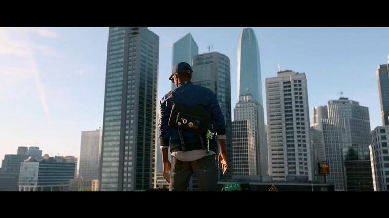 马库斯俯视城市