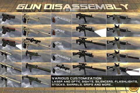 3D枪械拆解2截图2