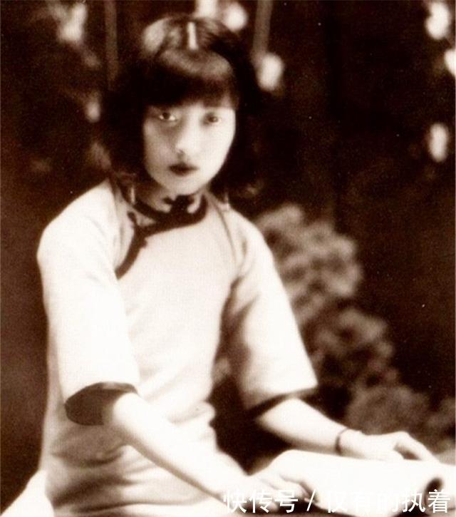 婉容高清罕见照:不得不承认她真的美 被称是最漂亮的皇后
