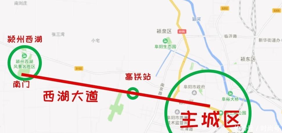 阜阳首条湖底隧道—颍州西湖隧道将开建, 比杭州西湖隧道还长!