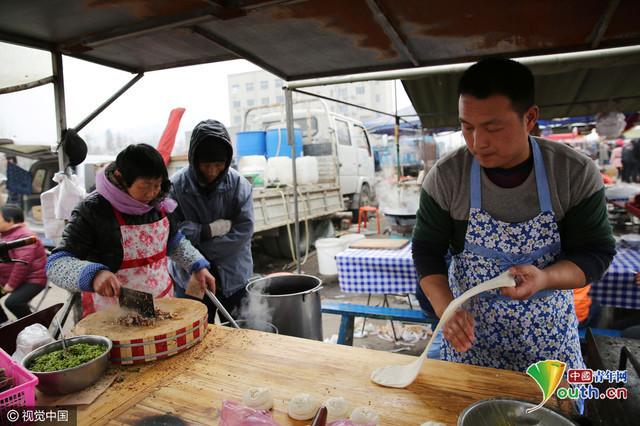 【转】北京时间      80后中学老师辞职卖肉夹馍 收入翻一番 - 妙康居士 - 妙康居士~晴樵雪读的博客