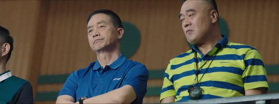 《荣耀乒乓》徐坦于克南默契对视 傅指很担心两人