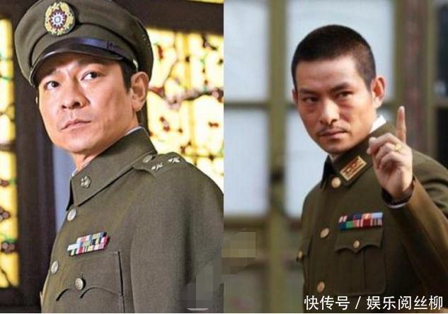 刘德华的御用替身,从小演员逆袭成影帝,娶了华