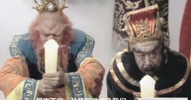 玉帝第一次见孙悟空,说了一个问题,他回答四个字,让众仙惶恐