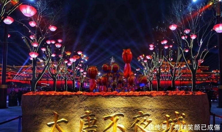 亚洲最炫美的雕塑在西安!夏天纳凉胜地带你穿越大唐盛世! 行业新闻 丰雄广告第4张