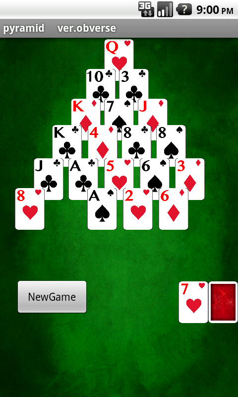 金字塔2[纸牌游戏]