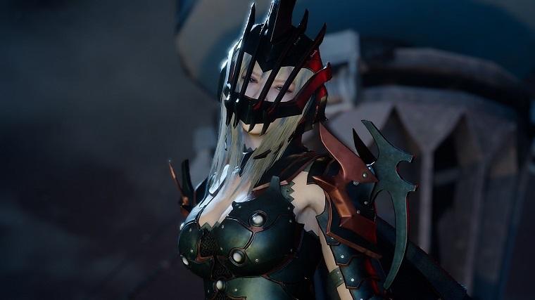 《最终幻想15》女龙骑兵