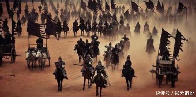 古代打仗在前排必死为什么很多人都抢着去原因简单实际