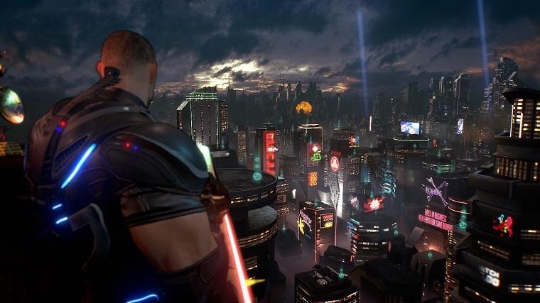 《除暴战警3》游戏画面
