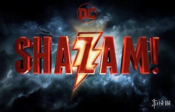 dc《沙赞》首张海报曝光片名logo 4月5日北美上映