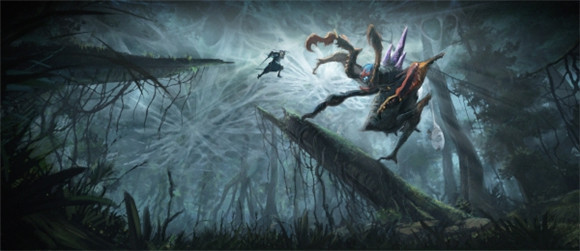 怪物猎人也动画化了? 《怪物猎人:公会传奇》预计19年上映