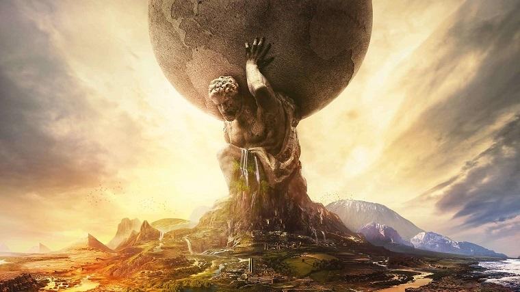 《文明6》宣传图