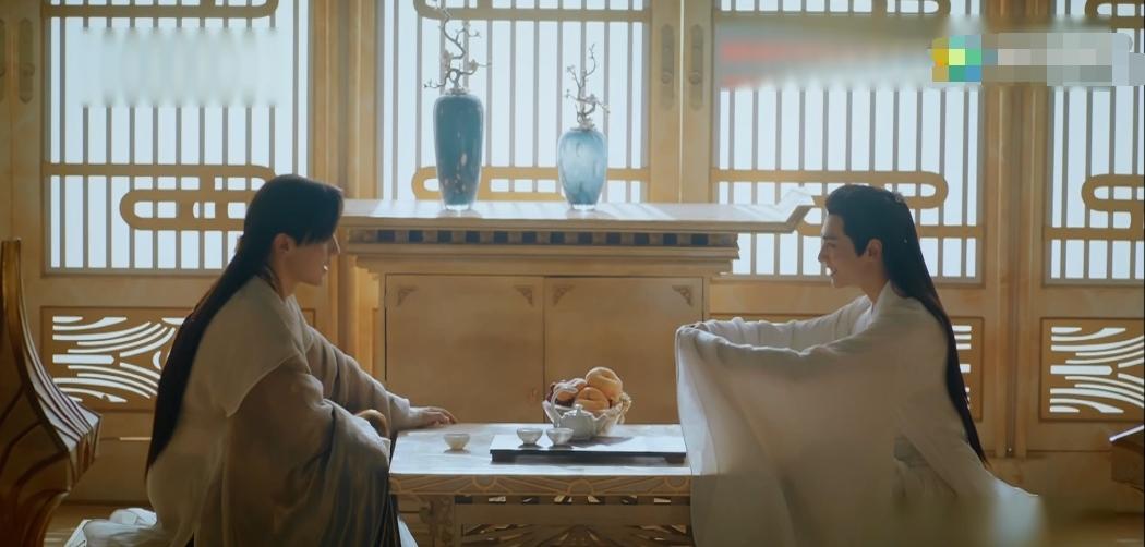 香蜜:同是天帝之子,水神为何讨厌旭凤?并非因他是荼姚的儿子