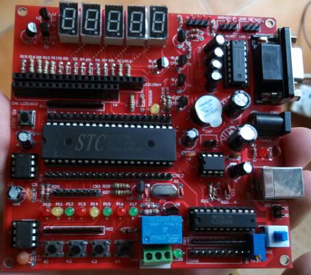 数字电子钟设计(用汇编或c语言)
