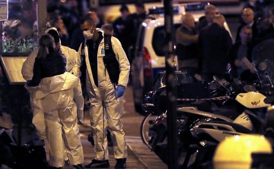 巴黎市区持刀袭击事件致多人死伤 IS宣布负责
