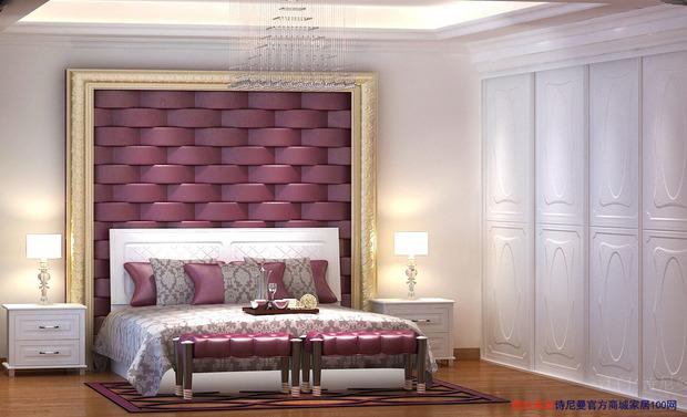 墙面是乳白色的寝室木地板配什么颜色