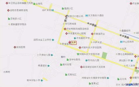 洛阳 秦皇岛 北京 地图