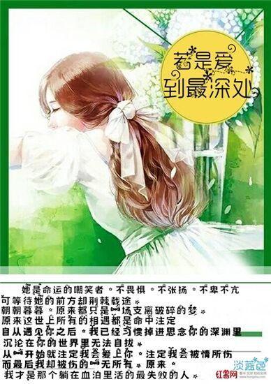 求唯美的女生侧脸的言情小说封面 ,小说图书-知道专家