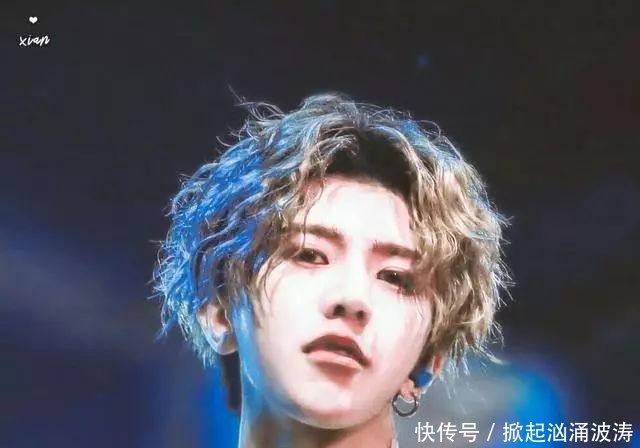 百分九少年成员都喜欢什么发型 范丞丞多变, 王子异始终如一!图片