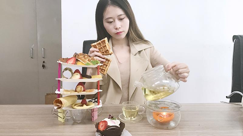 小野的下午茶,办公室里不只有KPI,也可以有诗和远方